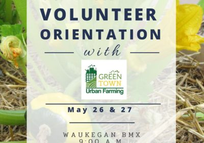 Core Garden Volunteer Orientation
